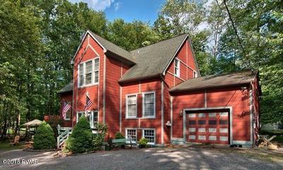 Lake Ariel Single Family Home For Sale: 4005 Par Dr