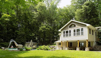 Lake Ariel Single Family Home For Sale: 135 Lacawac Rd