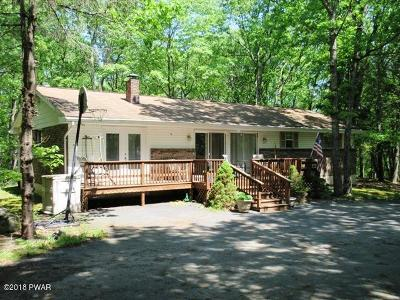 Hemlock Farms Single Family Home For Sale: 100 Long Ridge Dr