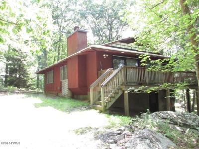 Lords Valley PA Single Family Home For Sale: $89,900