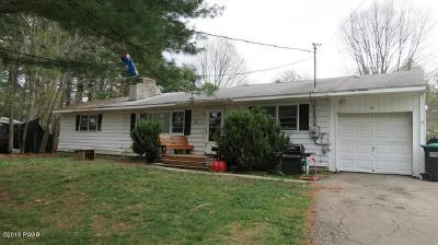 Narrowsburg Single Family Home For Sale: 46 County Rd 25