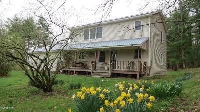 Narrowsburg Single Family Home For Sale: 511 Tyler Rd