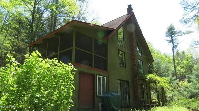 Eldred Single Family Home For Sale: 25 Highland Lake Rd
