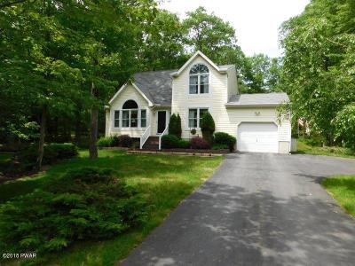 Hemlock Farms Single Family Home For Sale: 122 Pinto Ln