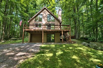 Cobbs Lake Preserve Single Family Home For Sale: 166 Lake Rd.