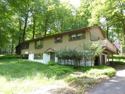 Greentown PA Single Family Home For Sale: $99,900