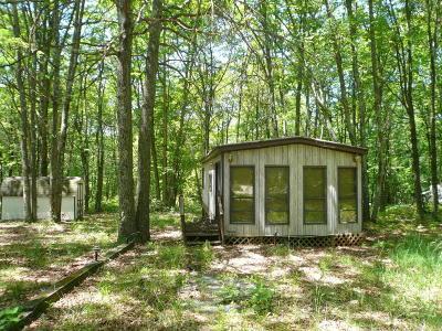 Shohola Single Family Home For Sale: 3006/ 3007 Chickasaw Ln