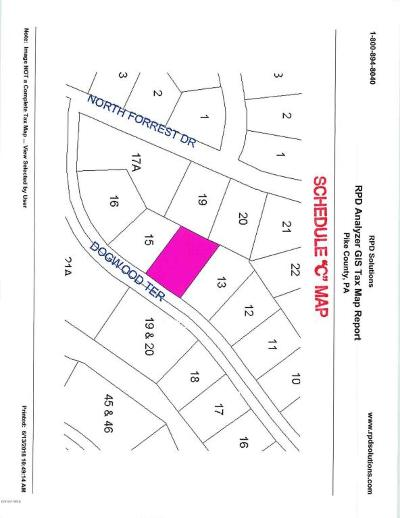 Gold Key Lake Residential Lots & Land For Sale: Dogwood Ter