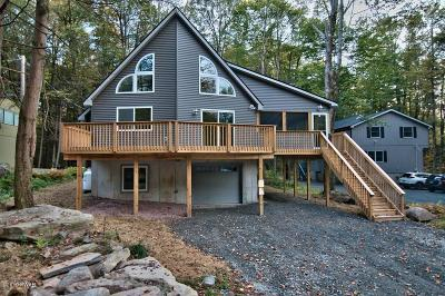 Lake Ariel Single Family Home For Sale: 2527 Oak Circle