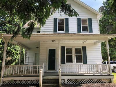 Gouldsboro Single Family Home For Sale: 478 Main St