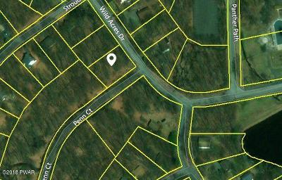 Wild Acres Residential Lots & Land For Sale: Wild Acres Dr