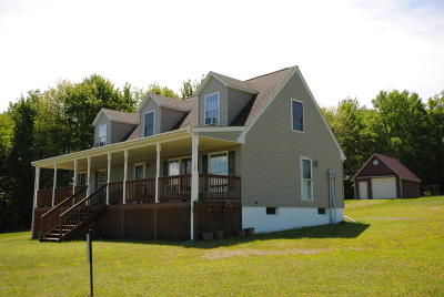 Single Family Home For Sale: 1694 Crosstown Hwy