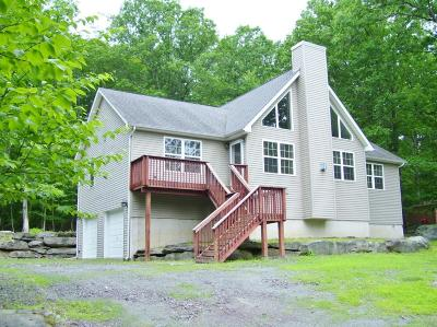 Lackawaxen Single Family Home For Sale: 308 Falling Waters Blvd