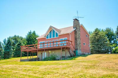 Beach Lake Single Family Home For Sale: 17 Van Dine Rd