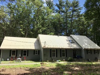Milford Single Family Home For Sale: 101 Gettysburg Cir