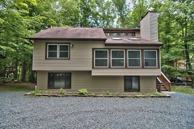 Lake Ariel Single Family Home For Sale: 835 Wildwood Ter