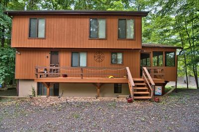 Lake Ariel Single Family Home For Sale: 3278 Northgate Rd