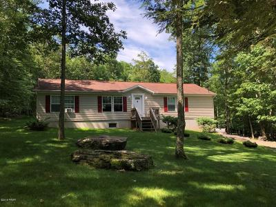Tafton PA Single Family Home For Sale: $205,000
