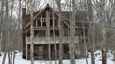 Hemlock Farms Single Family Home For Sale: 121 Canoebrook Drive