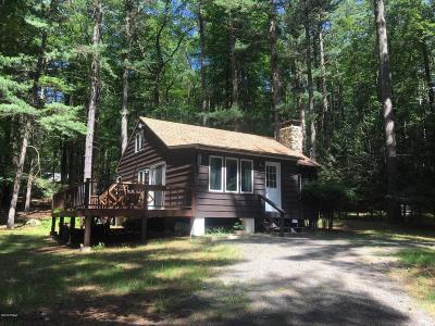 Paupack PA Single Family Home For Sale: $115,000