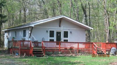 Conashaugh Lakes Single Family Home For Sale: 106 Mohican Trl