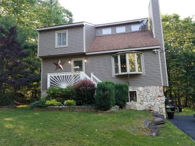 Milford Single Family Home For Sale: 143 Iroquois Trl