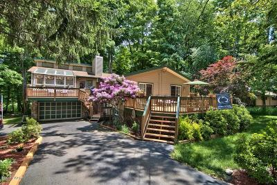Lake Ariel Single Family Home For Sale: 999 Forest Ln