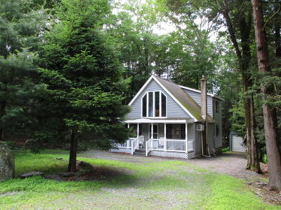 Wallenpaupack Lake Estates Single Family Home For Sale: 1008 Fawnwood Ter