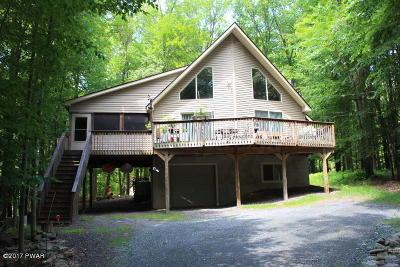 Lake Ariel Single Family Home For Sale: 2653 Boulder Rd