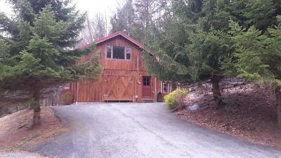 Single Family Home For Sale: 161 Readburn Rd