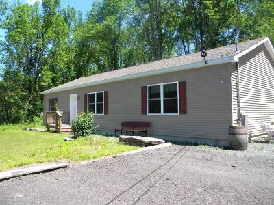 Waymart Single Family Home For Sale: 394 N Baker Rd