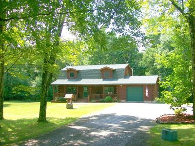 Beach Lake Single Family Home For Sale: 37 Shady Hill Rd