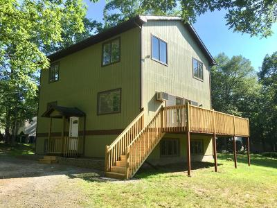 Milford PA Single Family Home For Sale: $189,000