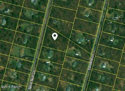 Pocono Mt Woodland Lakes Residential Lots & Land For Sale: Lot 1074 Spice Bush Ln