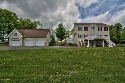 Newfoundland Single Family Home For Sale: 221 Route 447