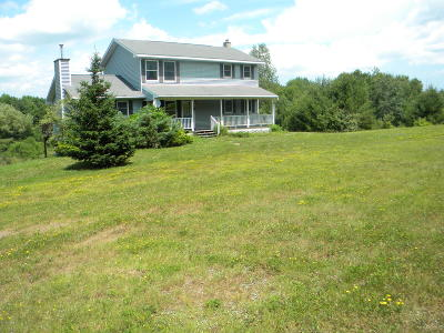 Wayne County Single Family Home For Sale: 106 Hoadleys Rd