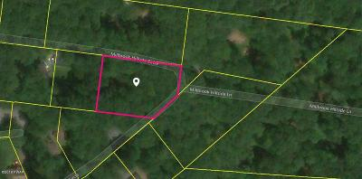 Greentown Residential Lots & Land For Sale: 41 Millbrook Hillside Cir