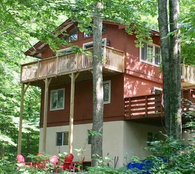 Tanglwood Lakes Single Family Home For Sale: 171 Tanglwood Dr