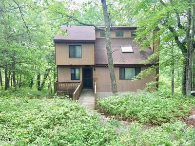 Lords Valley PA Single Family Home For Sale: $135,000
