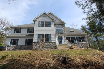 Dingmans Ferry Single Family Home For Sale: 190 Kinsale Ln