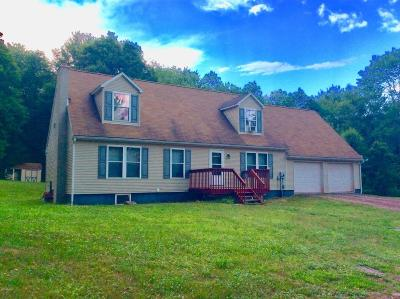 Wayne County Single Family Home For Sale: 78 Bayly Rd