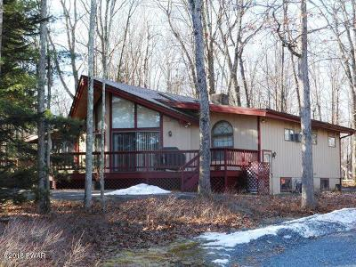 Lords Valley PA Single Family Home For Sale: $153,500