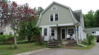 Lake Huntington Single Family Home For Sale: 6730 Ny-52