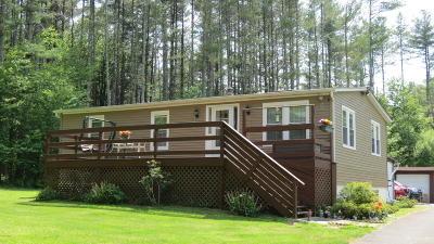 Lake Huntington Single Family Home For Sale: 6946 Ny-52
