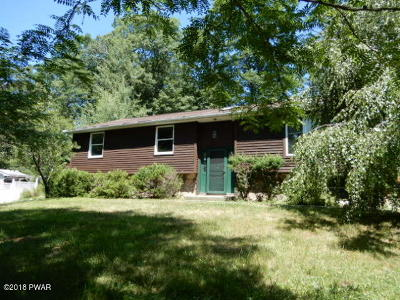 Milford PA Single Family Home For Sale: $174,900