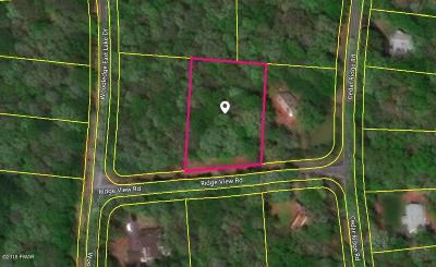 Woodledge Village Residential Lots & Land For Sale: Lot-21 Ridge View Rd