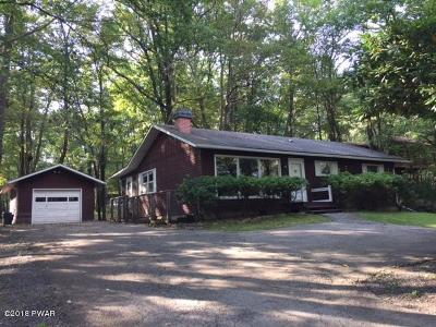 Hemlock Farms Single Family Home For Sale: 208 Hillside Dr