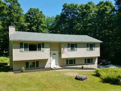 Canadensis Single Family Home For Sale: 148 Lakewood Dr