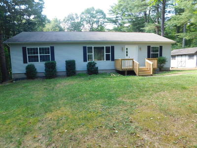 Pike County Single Family Home For Sale: 103 Woodland Ct