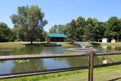 Wayne County Single Family Home For Sale: 1308 Calkins Rd